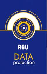 RGU: Data Protection