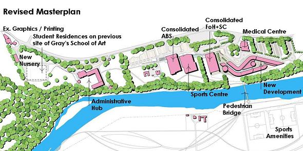 Masterplan Garthdee