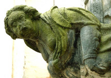 Stirling Castle sculpture 2
