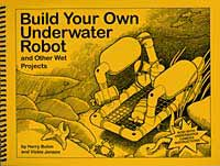 Bohm Build your own underwater robot