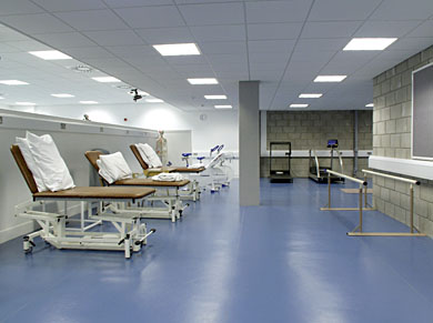 Faculty of Health and Social Care Human Performance Lab